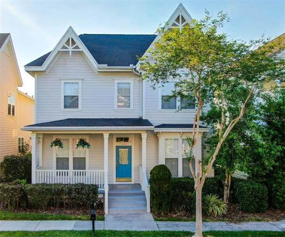 1222 Golden Canna Lane, Celebration, FL 34747 (MLS #S5049245) :: Bustamante Real Estate