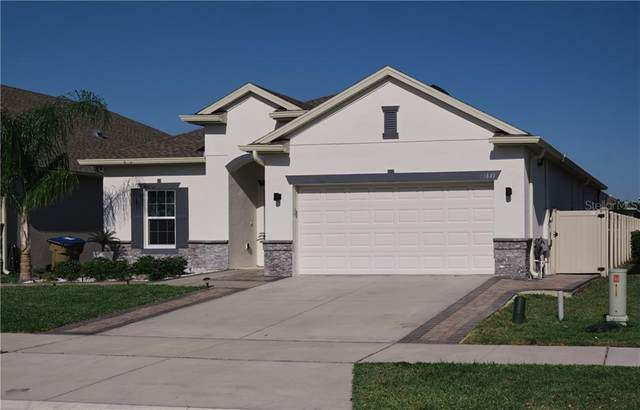1841 Benevento Street, Saint Cloud, FL 34771 (MLS #S5049395) :: Gate Arty & the Group - Keller Williams Realty Smart