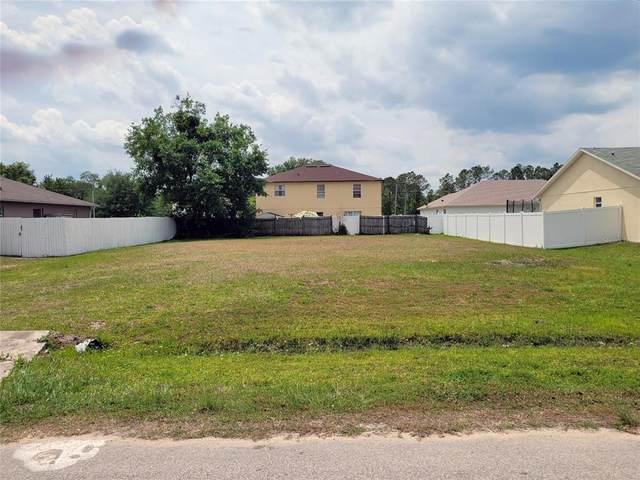 1412 Swan Court, Poinciana, FL 34759 (MLS #S5049398) :: Pepine Realty