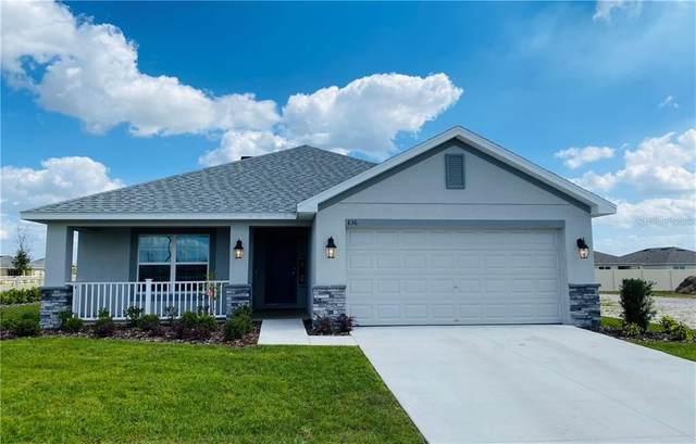 856 Vienna Drive, Winter Haven, FL 33884 (MLS #S5049405) :: Florida Real Estate Sellers at Keller Williams Realty