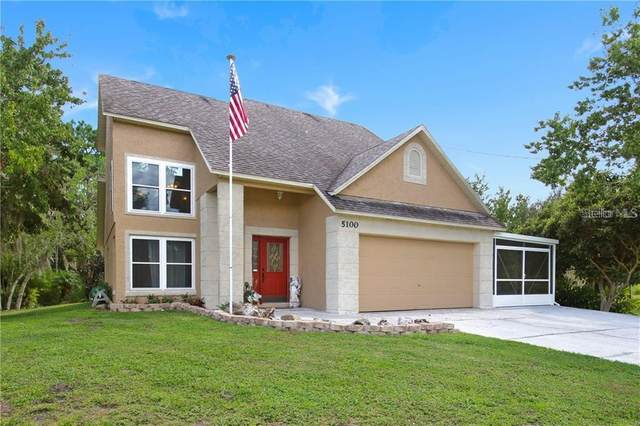 5100 Ginger Lane, Saint Cloud, FL 34771 (MLS #S5049408) :: MVP Realty