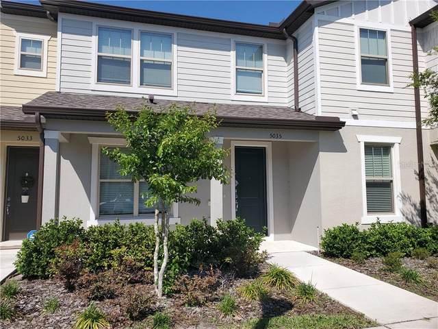 5035 Caspian Street, Saint Cloud, FL 34771 (MLS #S5049473) :: Team Bohannon Keller Williams, Tampa Properties