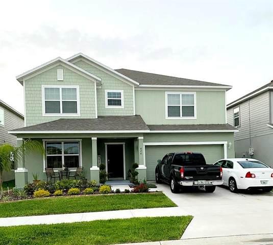 426 Taft Drive, Davenport, FL 33837 (MLS #S5049544) :: Your Florida House Team