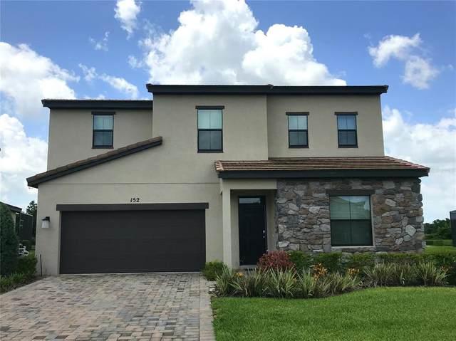 152 Kenny Boulevard, Haines City, FL 33844 (MLS #S5049927) :: Armel Real Estate