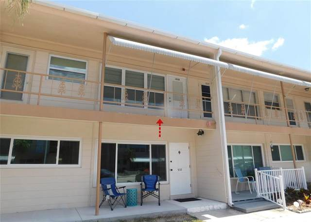 4011 55TH Way N #1038, Kenneth City, FL 33709 (MLS #S5049936) :: Coldwell Banker Vanguard Realty