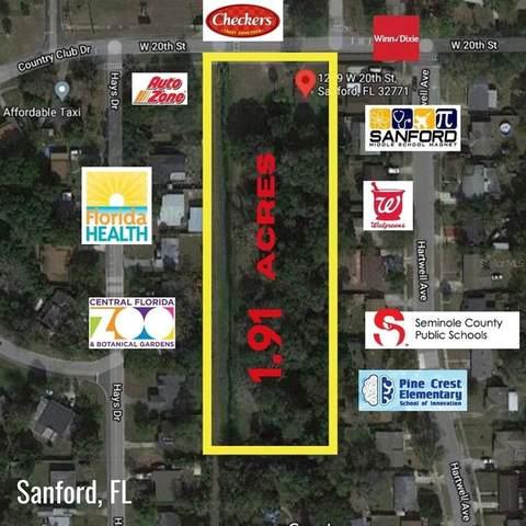 1209 W 20TH Street, Sanford, FL 32771 (MLS #S5050014) :: Southern Associates Realty LLC