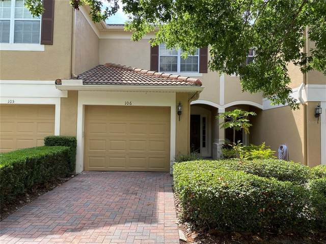 6301 Daysbrook Drive #106, Orlando, FL 32835 (MLS #S5050023) :: Rabell Realty Group