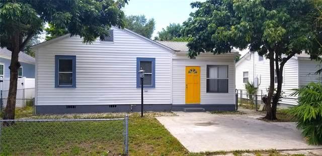 1420 25TH Street N, St Petersburg, FL 33713 (MLS #S5050040) :: Heckler Realty