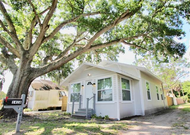1416 6TH Street, Saint Cloud, FL 34769 (MLS #S5050129) :: Team Borham at Keller Williams Realty