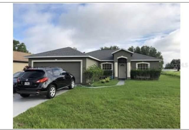 803 Jarnac Drive, Kissimmee, FL 34759 (MLS #S5050154) :: Globalwide Realty