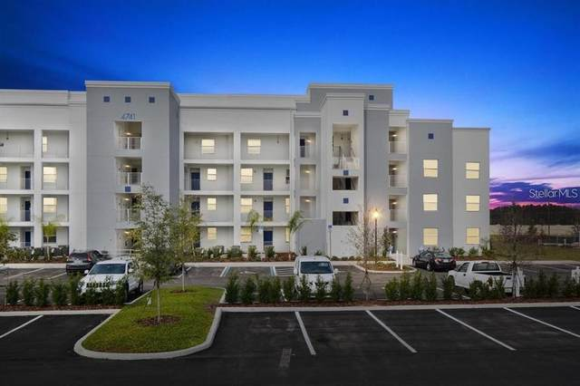 4741 Clock Tower Drive #104, Kissimmee, FL 34746 (MLS #S5050158) :: Sarasota Property Group at NextHome Excellence