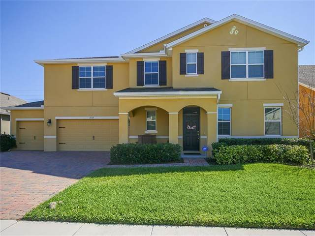 1565 Alligator Street, Saint Cloud, FL 34771 (MLS #S5050210) :: Sarasota Property Group at NextHome Excellence