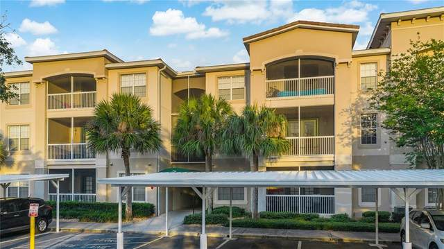 3351 Whitestone Circle #203, Kissimmee, FL 34741 (MLS #S5050340) :: Zarghami Group