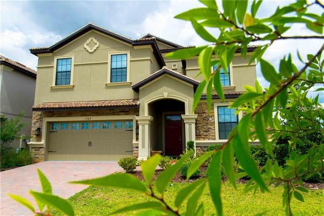 1309 Divot Way, Davenport, FL 33896 (MLS #S5050374) :: Bob Paulson with Vylla Home