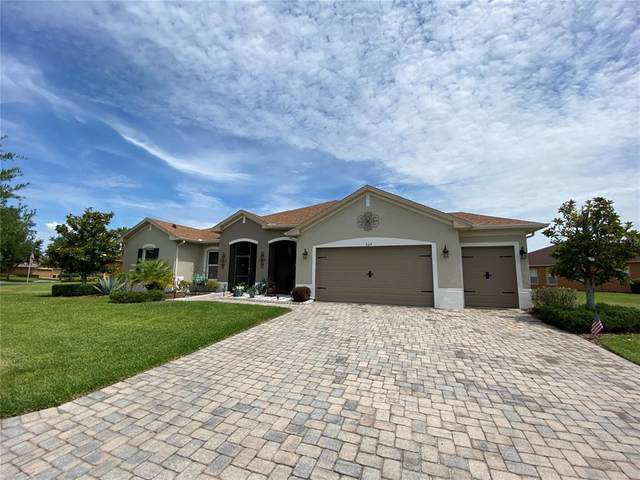 329 Sorrento Road, Poinciana, FL 34759 (MLS #S5050462) :: Rabell Realty Group