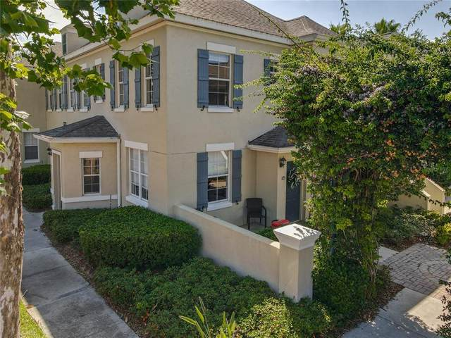 720 Siena Palm Drive #102, Celebration, FL 34747 (MLS #S5050477) :: Kelli and Audrey at RE/MAX Tropical Sands