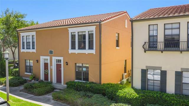 715 Siena Palm Drive #715, Celebration, FL 34747 (MLS #S5050493) :: Gate Arty & the Group - Keller Williams Realty Smart