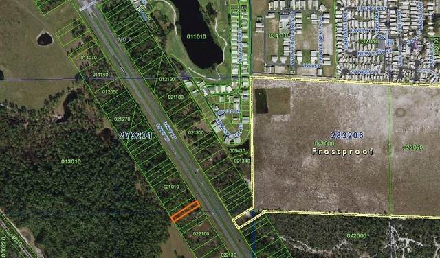 Us Hwy 27, Frostproof, FL 33843 (MLS #S5050513) :: Southern Associates Realty LLC