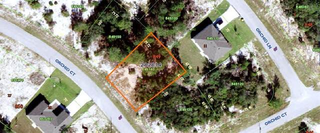 90 Orchid Court, Poinciana, FL 34759 (MLS #S5050533) :: Heckler Realty