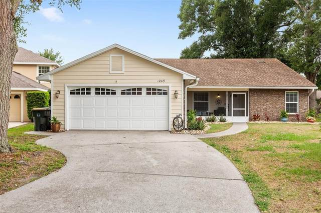 1249 Hancock Cir, Saint Cloud, FL 34769 (MLS #S5050539) :: Positive Edge Real Estate