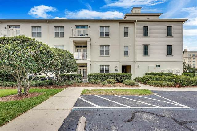 770 Siena Palm Drive #106, Celebration, FL 34747 (MLS #S5050543) :: Positive Edge Real Estate