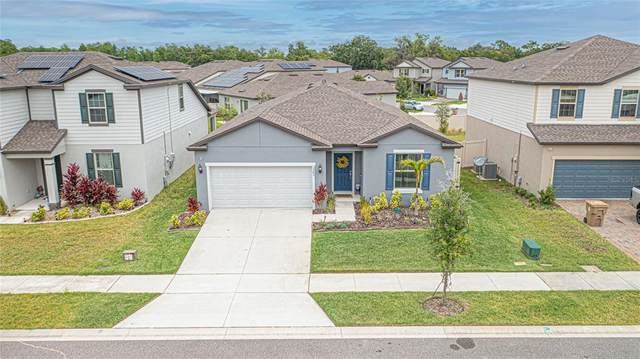 3595 Southern Cross Loop, Kissimmee, FL 34744 (MLS #S5050560) :: Team Borham at Keller Williams Realty