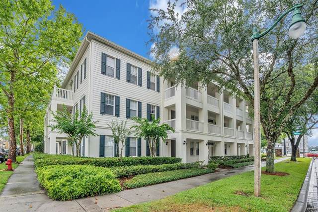 700 Siena Palm Drive #303, Celebration, FL 34747 (MLS #S5050601) :: Baird Realty Group