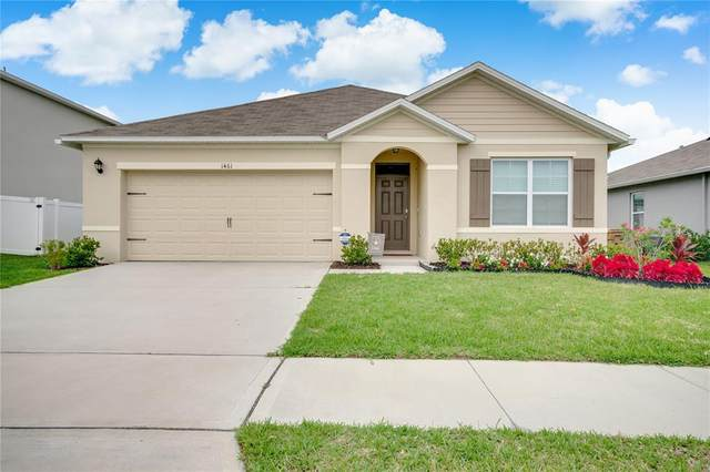 1461 Powell Lane, Kissimmee, FL 34744 (MLS #S5050626) :: Realty Executives in The Villages