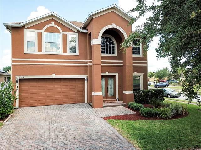 2006 Honeybell Avenue, Haines City, FL 33844 (MLS #S5050676) :: Keller Williams Realty Select