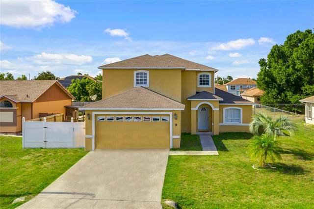 9 Bradford Court, Kissimmee, FL 34758 (MLS #S5050713) :: Armel Real Estate