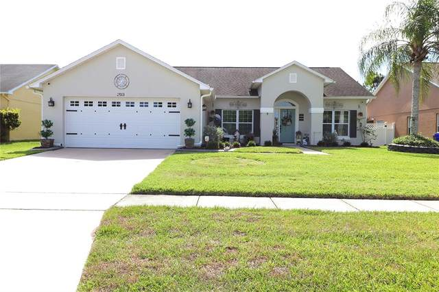 2513 Hikers Court, Kissimmee, FL 34743 (MLS #S5050719) :: Team Borham at Keller Williams Realty