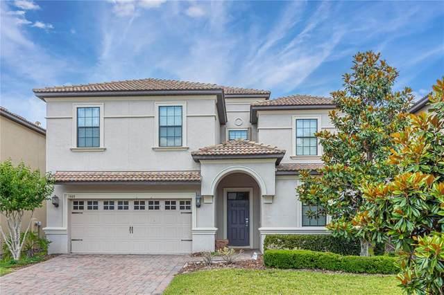 1460 Myrtlewood Street, Davenport, FL 33896 (MLS #S5050739) :: Carmena and Associates Realty Group