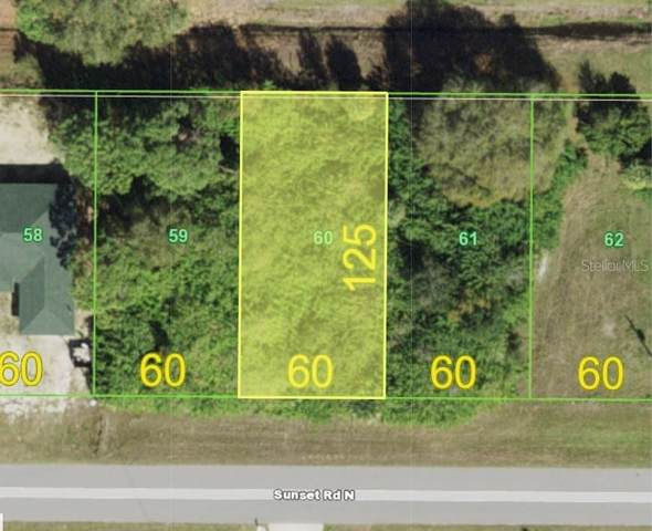 496 Sunset Road N, Rotonda West, FL 33947 (MLS #S5050957) :: The Hustle and Heart Group
