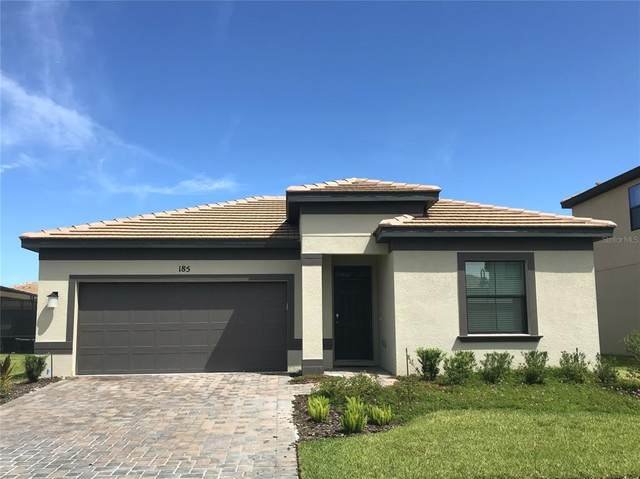 185 Brookes Place, Haines City, FL 33844 (MLS #S5051028) :: Kelli and Audrey at RE/MAX Tropical Sands