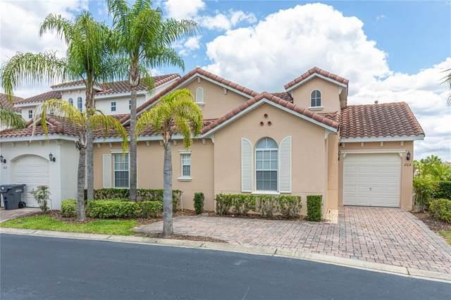 803 Brunello Drive, Davenport, FL 33897 (MLS #S5051182) :: Your Florida House Team