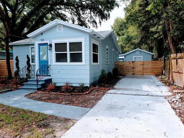 919 E Flora Street, Tampa, FL 33604 (MLS #S5051284) :: Sarasota Gulf Coast Realtors