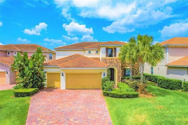 12125 Aztec Rose Lane, Orlando, FL 32827 (MLS #S5051361) :: RE/MAX Local Expert