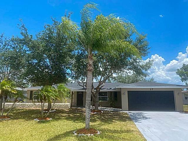 17 Caddy Road, Rotonda West, FL 33947 (MLS #S5051374) :: The BRC Group, LLC