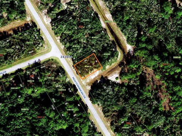 Mediterranean Drive, Poinciana, FL 34759 (MLS #S5051502) :: Griffin Group