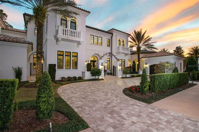 10224 Summer Meadow Way, Orlando, FL 32836 (MLS #S5051535) :: Rabell Realty Group