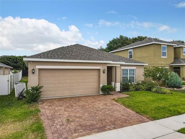 673 Ogelthorpe Drive, Davenport, FL 33897 (MLS #S5051637) :: BuySellLiveFlorida.com