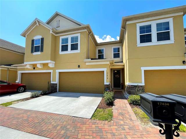 17434 Chateau Pine Way, Clermont, FL 34711 (MLS #S5051673) :: The Hustle and Heart Group