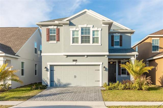 4577 Tribute Trail, Kissimmee, FL 34746 (MLS #S5051698) :: Rabell Realty Group