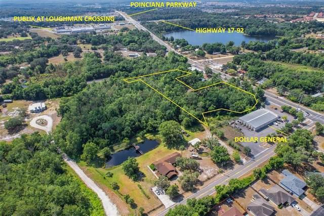 Ronald Reagan Parkway, Davenport, FL 33896 (MLS #S5051779) :: Your Florida House Team