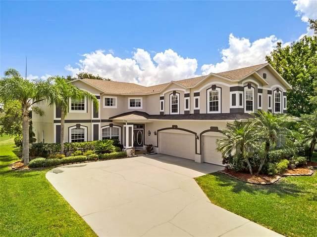 132 Burrell Cir, Kissimmee, FL 34744 (MLS #S5051845) :: Zarghami Group
