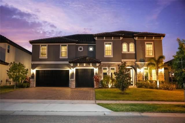 8115 Ludington Circle, Orlando, FL 32836 (MLS #S5051869) :: Everlane Realty