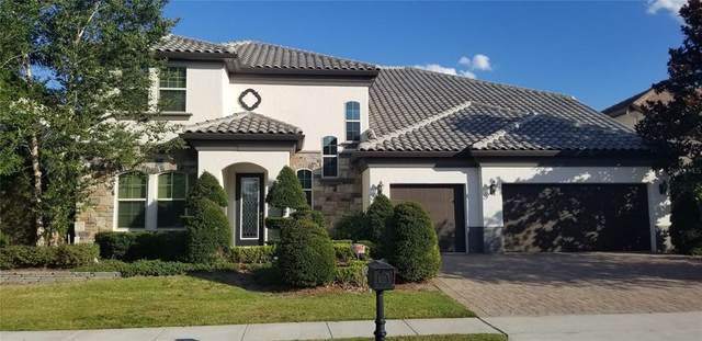 8606 Chilton Drive, Orlando, FL 32836 (MLS #S5051906) :: Everlane Realty