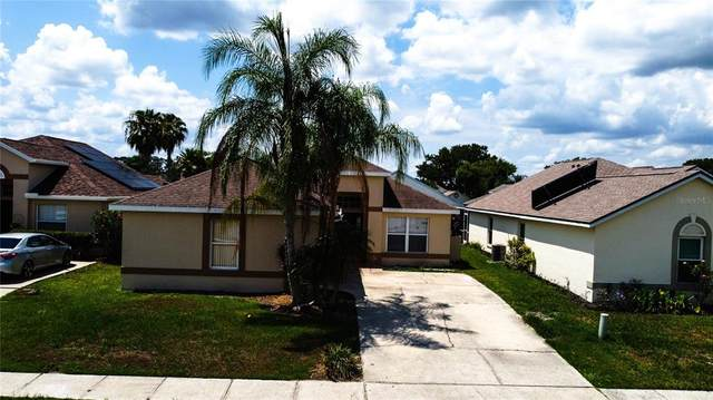 4992 Park Forest Loop, Kissimmee, FL 34746 (MLS #S5051998) :: Cartwright Realty