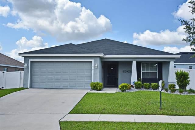 470 Pheasant Drive, Haines City, FL 33844 (MLS #S5052106) :: Expert Advisors Group