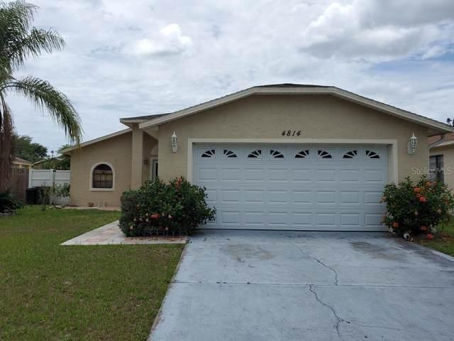 4814 Kingston Circle, Kissimmee, FL 34746 (MLS #S5052130) :: The Light Team